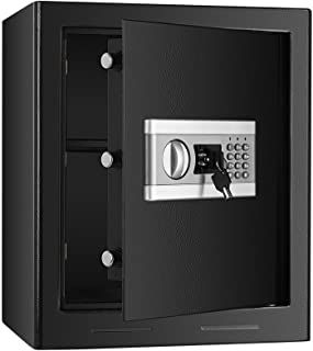 Piggy Pilot Black and Silver Electronic Bolt Safe